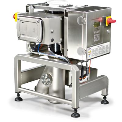 THS/FFV21 THS/FFV21S gravity feed detector