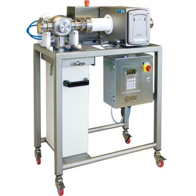 THS/PLV21 metal detector