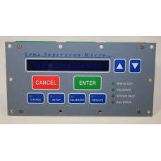 Loma Superscan Micro ISC Display & Keypad